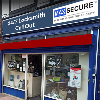 Locksmith store in Barking